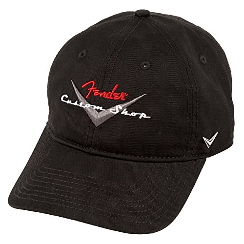 Fender Custom Shop Baseball Hat, One Size 9106635306