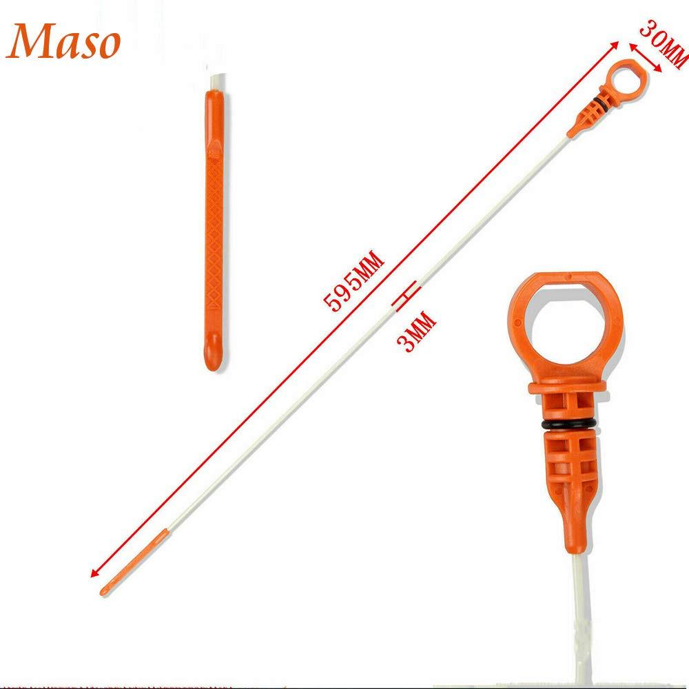 Maso Car Engine Oil Level Dipstick 1 6 HDI 206 207 307 308