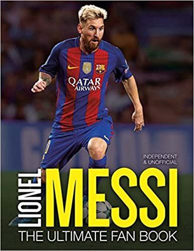 2abfcea1ec2 Lionel Messi  The Ultimate Fan Book  Mike Perez  Amazon.com.au  Books