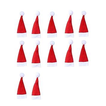 Couteau Table Chapeau Decoration De Noël Mini Day8 Porte XukiOPZT