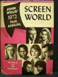 Screen World John Willis 1972 Film Annual Vol 23