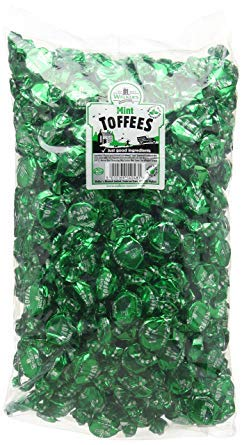 Walker's Nonsuch Mint Toffees 2500gram