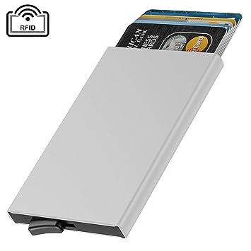Soporte de Tarjeta de Crédito de Metal, Caja de Tarjeta de ...