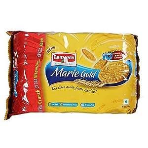Amazon Com Britannia Marie Gold Biscuit 250gm