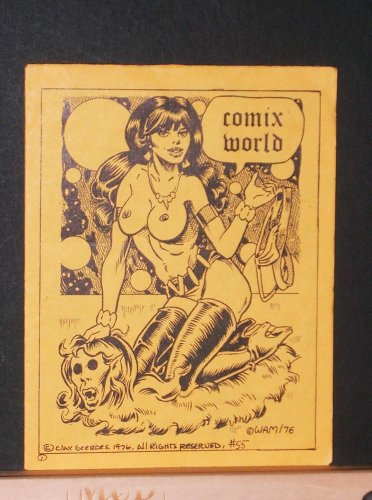 Clay Geerdes' Comix World #55 (Mini Comic)