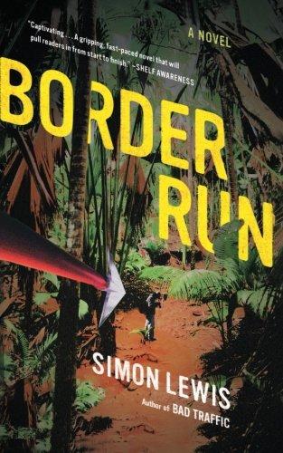 Read Online Border Run: A Novel pdf epub