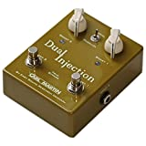 Carl Martin Dual Injection Boost Stomp Box Effect Pedal
