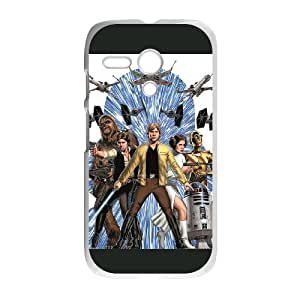 Exquisite stylish phone protection shell Motorola Moto G Cell phone case for Star Wars pattern personality design