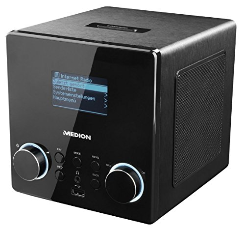MEDION LIFE P85044 (MD 87180) Wireless LAN Internet-Radio (2,65