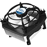 ARCTIC Alpine 11 Pro Rev. 2 CPU Cooler - Intel, Supports Multiple Sockets, 92mm PWM Fan at 23dBA