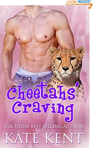 Cheetahs' Craving (Curvy Girls Mail Order Brides Club Book 1) by Kate Kent