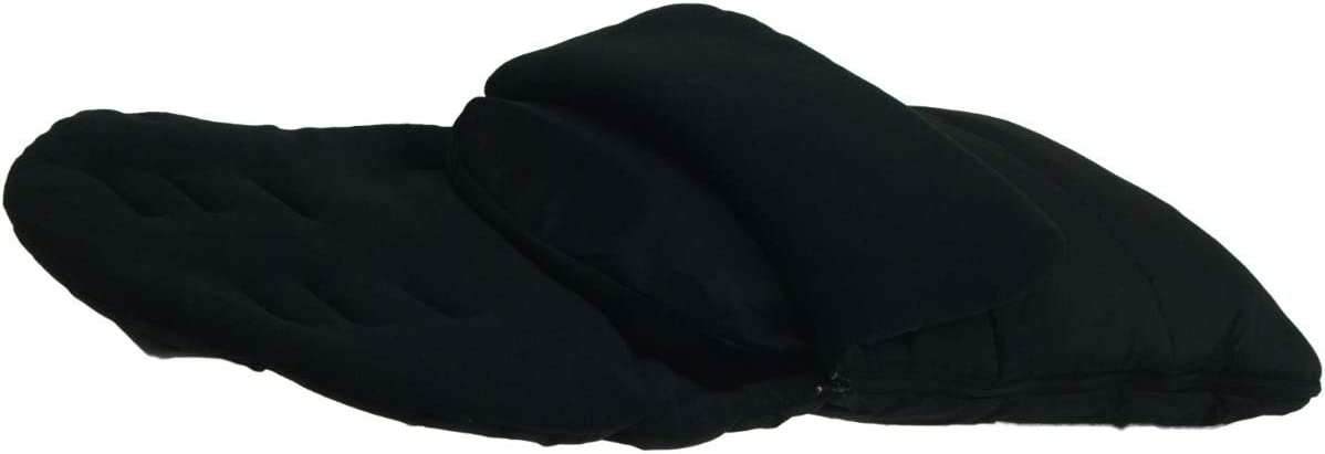 Premium Footmuff//Cosy Toes Compatible with Chicco Cortina Together Black Jack