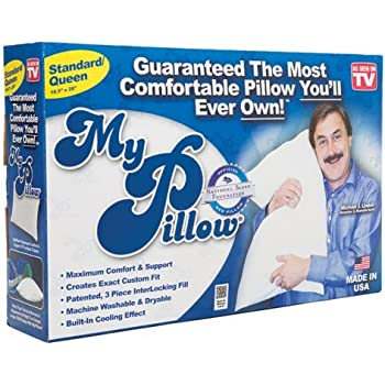 my pillow washing instructions Amazon.com: My Pillow Classic Series [King, Firm Fill] Now  my pillow washing instructions