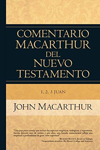 1 2 y 3 juan comentario macarthur spanish edition kindle 1 2 y 3 juan comentario macarthur spanish edition by fandeluxe Images