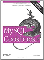MySQL Cookbook, 2nd Edition Front Cover