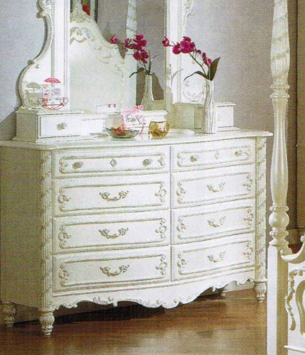 Pearl 8 Drawer Dresser - 2