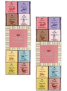 Dolfin Surtido de 6 Mini Tabletas de Caramelo de chocolate, limón ...