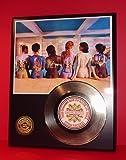 #3: Pink Floyd 24Kt Gold Record LTD Edition Display