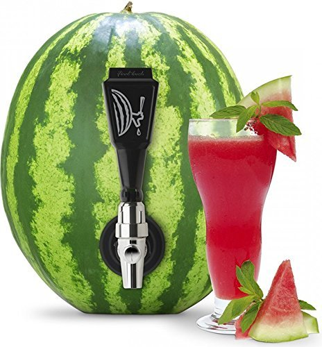 Final Touch Watermelon Keg Deluxe Tapping Kit