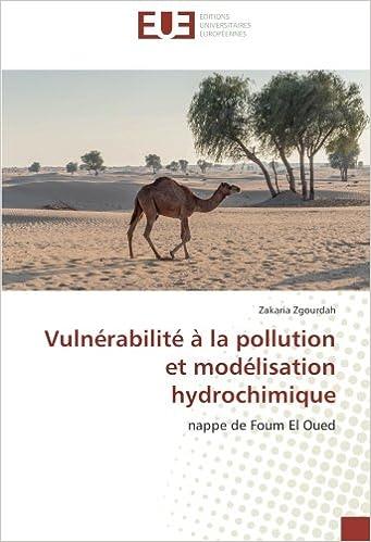 Livre gratuits en ligne Vulnérabilité à la pollution et modélisation hydrochimique: nappe de Foum El Oued pdf