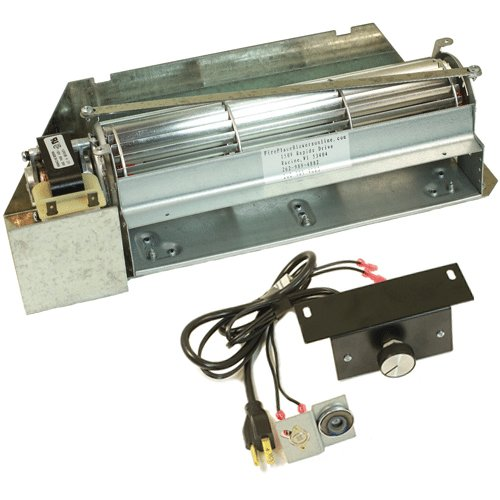 Fireplace Blower Kit for Lennox Superior FBK-250; Rotom #HBRB250 by FireplaceBlowersOnline
