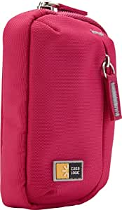 Case Logic TBC-302 Ultra Compact Camera Case with Storage, Pink