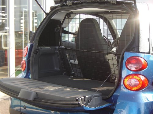 Smart for two 451 Trenngitter Hundegitter bis Baujahr 10/2014
