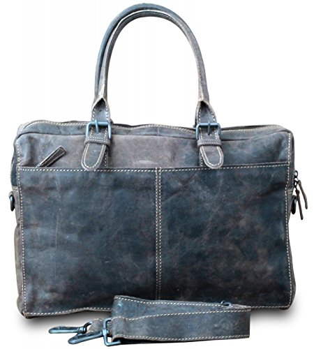 My-Musthave, Borsa a spalla donna Marrone blu scuro Medio