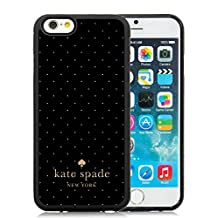 Personalized Popular Design iPhone 6 Case Kate Spade New York Phone Case For iPhone 6 4.7 Inch TPU Cover Case 94 Black