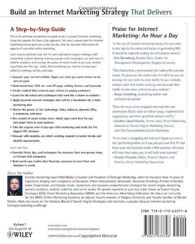 Internet-Marketing-An-Hour-a-Day