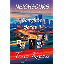 Neighbours: A Contemporary Christian Romance: Complete Series 1 (Volumes 1 - 9)