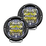 RIGID 360-SERIES 4 INCH LED OFF-ROAD DRIVE BEAM