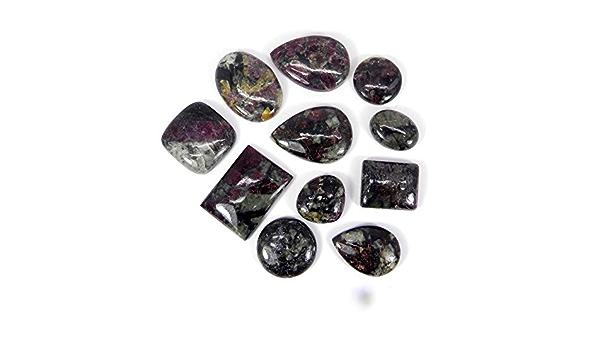 Loose Semi Precious Suppliers 6793 Pendant Jewellery Stone Handmade 45X28X4 MM Size Natural Charoite Oval Cabochon Wholesale Gemstone