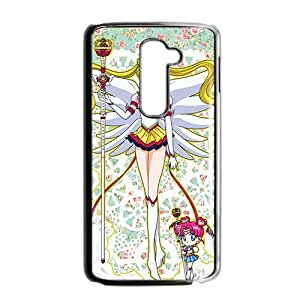 Beautiful young girl Cell Phone Case for LG G2