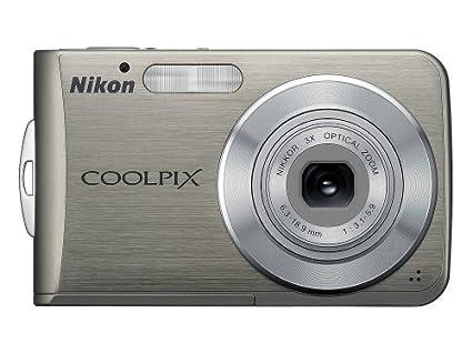 amazon com nikon coolpix s210 8mp digital camera with 3x optical rh amazon com Nikon Coolpix S3000 Nikon Coolpix Owners Manual 2000