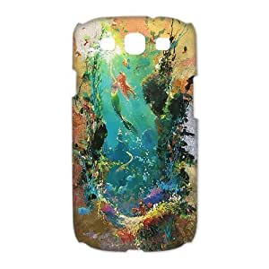 The Little Mermaid Case for SamSung Galaxy S3 I9300, I9308 and I939