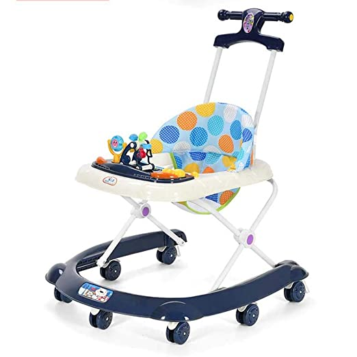 MISHUAI Andador, Baby Center Walker Música Altura Ajustable ...