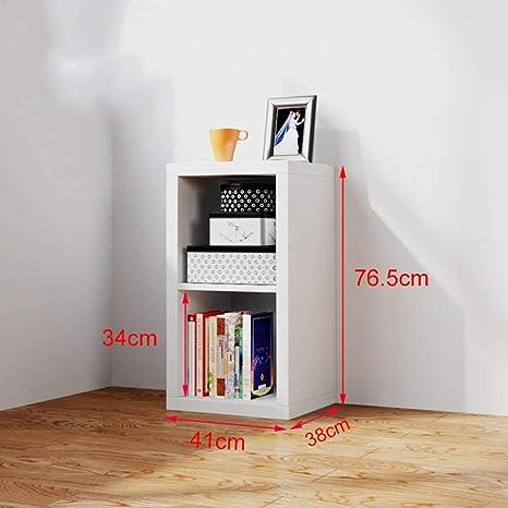 Amazon.com: Bookcases Cabinet Storage Rack Lattice Cabinet ...