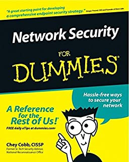 Amazon mobile device security for dummies 9780470927533 rich network security for dummies fandeluxe Image collections