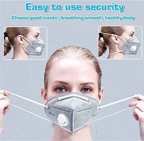 Nouvelle protection contre la poussi/ère et les PM2,5 pour les lieux publics et les bureaux 10pcs