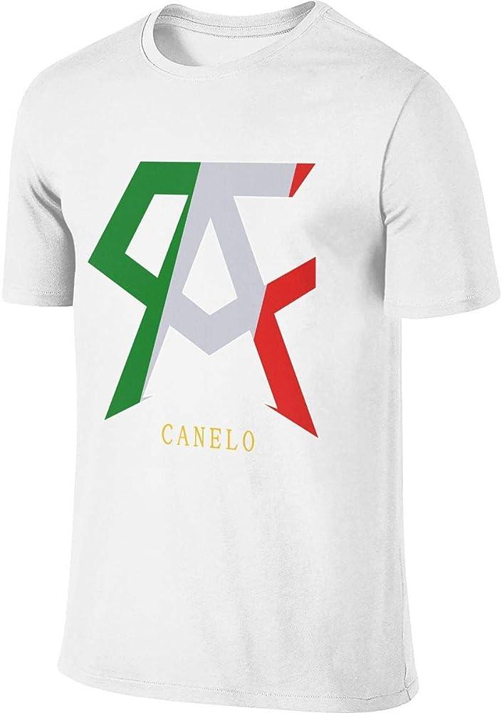 Canelo Alvarez - Camiseta Deportiva de Manga Corta para Hombre ...