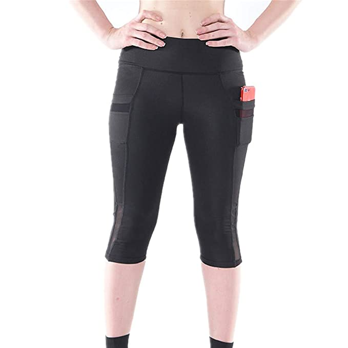 SXZG Leggings Delgados para Mujer Pantalones Deportivos De ...
