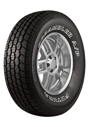 Toyota 4runner Tires - Futura Scrambler AP 265/70R17 (90000004800)