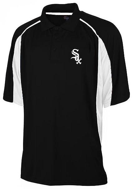 the latest ab3d5 ae541 Amazon.com : VF Chicago White Sox MLB Majestic Mens Birdseye ...