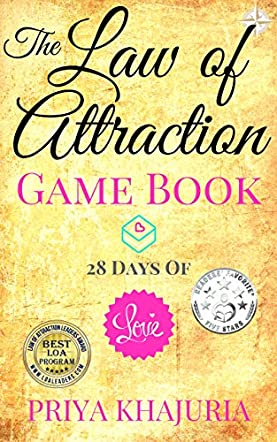 Law of Attraction Game Book
