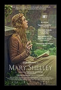 Amazon.com: Wallspace 11x17 Framed Movie Poster - Mary ...
