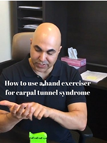 How To Use A Hand Exerciser For Carpal Tunnel Syndrome