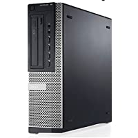 Dell Optiplex 990 High Performance Premium Flagship Business Desktop Computer (Intel Quad-Core i5-2400 3.1GHz, 8GB DDR3 Memory, 500GB HDD, DVD, Windows 10 Professional) (Certified Refurbished)