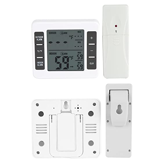 Compra Asixx Termómetro Digital, Termómetro para Congelador ...
