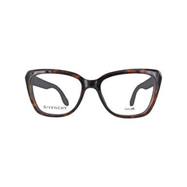 f83ee71ab0a Image Unavailable. Image not available for. Color  Givenchy GV 0005 LSD  Havana Plastic Cat-Eye Eyeglasses 52mm